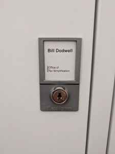 OTS locker
